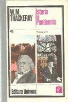 Istoria lui Pendennis, Volumele I si II