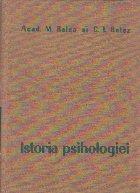 Istoria Psihologiei
