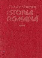 Istoria Romana, Volumul al III-lea