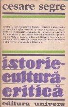 Istorie - Cultura - Critica