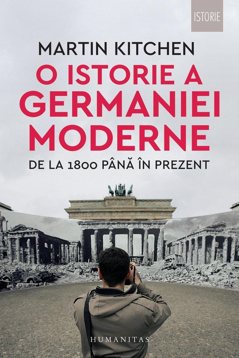 O istorie a Germaniei moderne.de la 1800 până în prezent