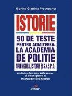 Istorie teste pentru admiterea Academia