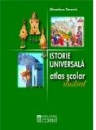 ISTORIE UNIVERSALA ATLAS SCOLAR ILUSTRAT