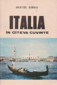 Italia in citeva cuvinte