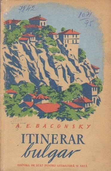 Itinerar Bulgar