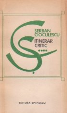 Itinerar critic, Volumul al IV-lea