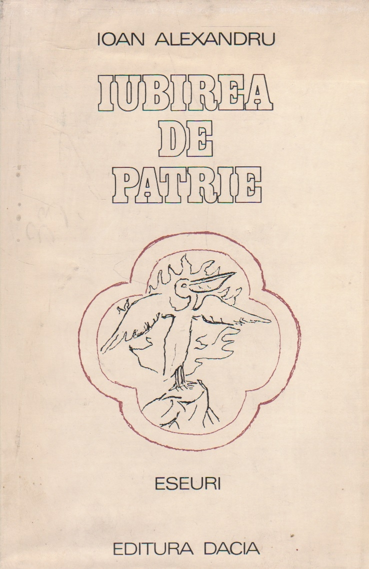Iubirea de patrie - Jurnal de poet