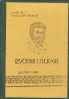 Izvodiri literare Antologie
