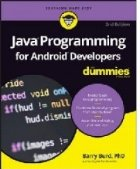 Java Programming for Android Developers for Dummies, 2nd Edi