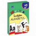 56 de jetoane - Invatam alfabetul (+5 ani)