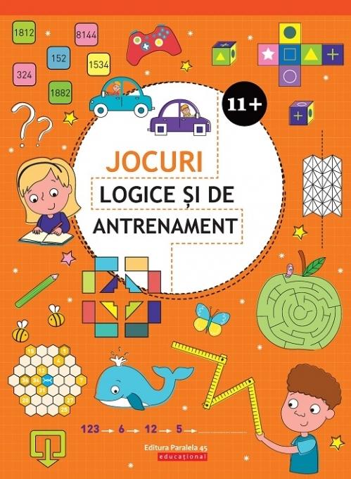 Jocuri logice și de antrenament (11 ani +)