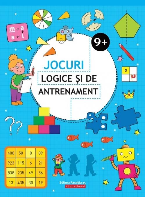 Jocuri logice și de antrenament (9 ani +)