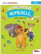 Ne jucăm și învățăm. Numerele. Clasa pregătitoare. Disney Educațional