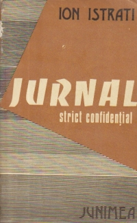 Jurnal strict confidential