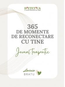 Jurnal terapeutic. 365 de momente de reconectare cu tine