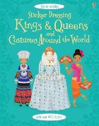 Kings and queens and costumes around the world