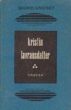 Kristin Lavransdatter, Volumul al III - lea, Crucea