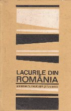 Lacurile din Romania. Importanta balneara si turistica