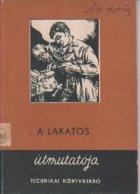 A lakatos utmutatoja (Calauza lacatusului / limba maghiara)