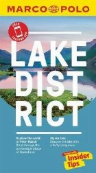 Lake District Marco Polo Pocket Travel Guide 2019 - with pul