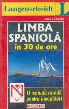 LANGENSCHEIDT: Limba spaniola ore: metoda