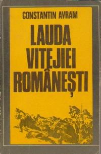Lauda vitejiei romanesti