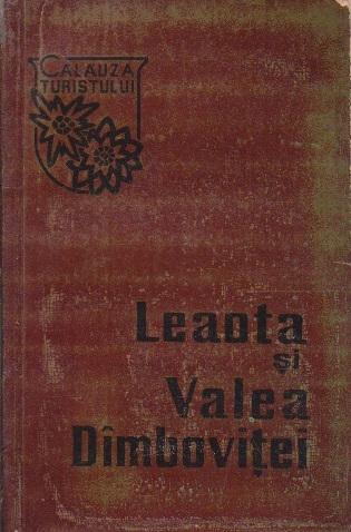Leaota si Valea Dimbovitei