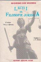 Lectii de filosofie juridica