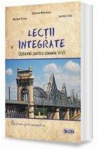 Lectii integrate. Optional pentru clasele V-VI
