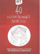 40 de lecturi pasionante pentru liceu