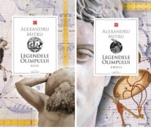 Legendele Olimpului (2 volume)