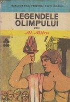 Legendele Olimpului, Volumul I - Zeii