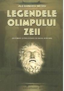Legendele Olimpului. Zeii