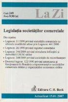 Legislatia societatilor comerciale (actualizat la 15.01.2007)