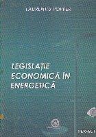 Legislatie economica in energetica