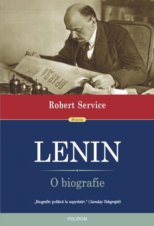 Lenin. O biografie