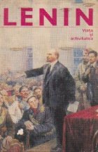 Lenin Viata activitatea