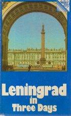 Leningrad Three Days Short Guide