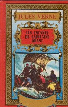 Les enfants du captaine Grant(carte in limba franceza)