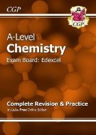 A-Level Chemistry: Edexcel Year 1 & 2 Complete Revision & Pr