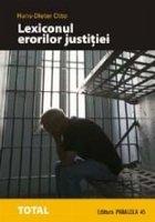 LEXICONUL ERORILOR JUSTIŢIEI