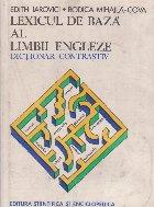 Lexicul de baza al limbii engleze - Dictionar constrastiv