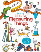 Lift-the-flap measuring things