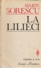 La Lilieci, Cartea a IV-a - Poeme