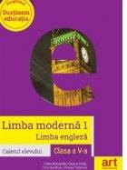Limba engleza (L1). Clasa a V-a. Caietul elevului (Workbook)