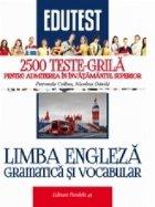 Limba engleza Gramatica vocabular 2500