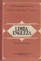 Limba engleza - Manual pentru anul V de studiu