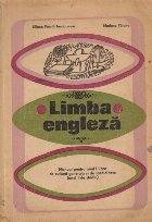 Limba engleza Manual pentru anul