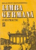 Limba germana curs practic, Volumele I si II (Savin, Lazarescu)
