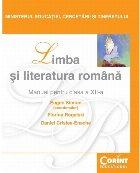 Limba şi literatura română Simion